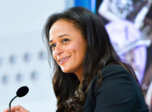 Isabel Dos Santos encourages greater energy investing in Angola